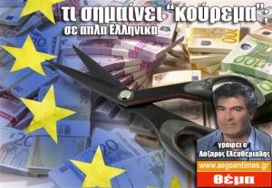 """Τί σημαίνει """"κούρεμα"""" του Ελληνικού Δημοσίου Χρέους σε απλά """"Ελληνικά"""" !!!"""