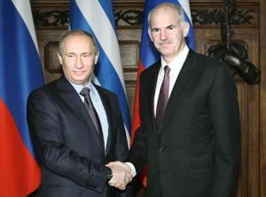 """""""Ο Πούτιν έδινε 25 δις κι ο Παπανδρέου του μιλούσε για τα οικολογικά προβλήματα !"""""""